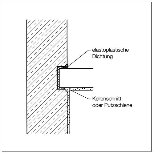 W nde und wandverbindungen wandenden ecken und verbindungsarten von klb klimaleichtblock klb - Beton innenwand ...